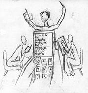 Поставьте памятник тому, кто изобрел нам ICQ!