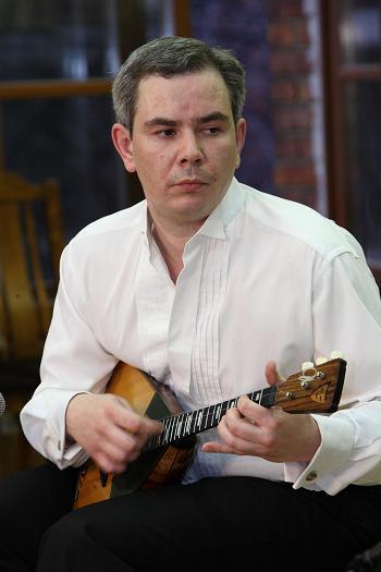 Евгений Шабалин. Балалайка