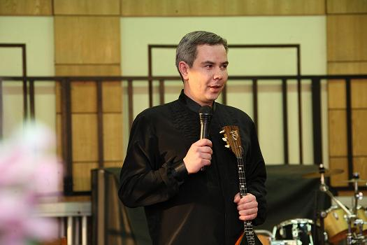 Евгений Шабалин.Балалайка
