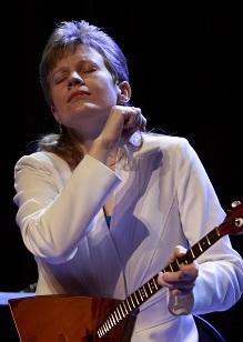 Балалаечница Вера Макарова